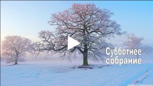 Embedded thumbnail for  12:00 (киев. время), 5 декабря 2020 р. Трансляция субботнего семинара